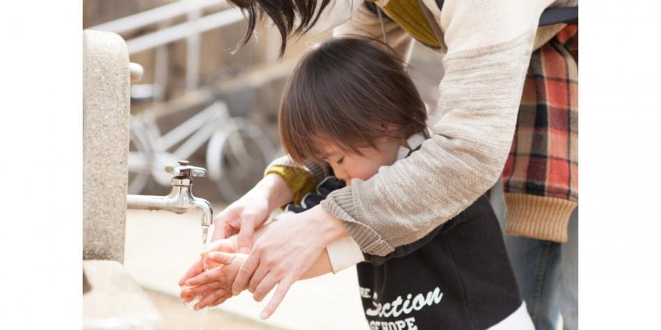 赤ちゃんにも優しい次亜塩素酸水スーパー次亜水